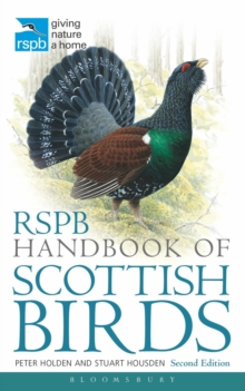 RSPB Handbook of Scottish Birds, Paperback