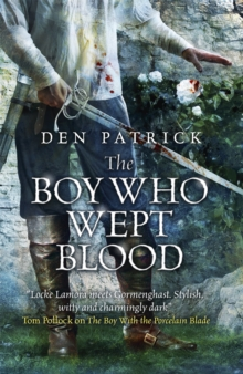 The Boy Who Wept Blood, Paperback Book