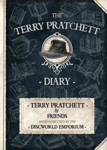 The Terry Pratchett Diary, Hardback Book