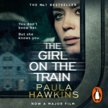 The Girl on the Train, eAudiobook MP3 eaudioBook
