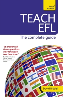 Teach English as a Foreign Language: Teach Yourself, Paperback