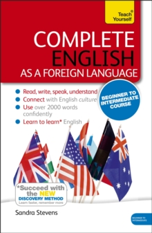 Complete English as a Foreign Language Beginner to Intermediate Course : (Book and Audio Support), Mixed media product Book