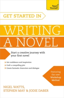 Get Started in Writing a Novel, Paperback