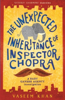 The Unexpected Inheritance of Inspector Chopra, Paperback Book