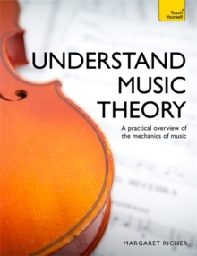 Understand Music Theory: Teach Yourself, Mixed media product