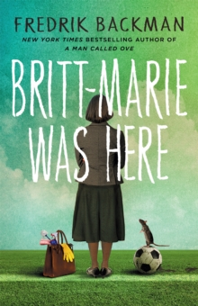 Britt-Marie Was Here, Paperback Book