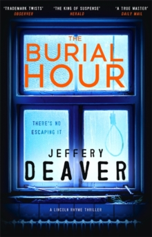 The Burial Hour, Hardback Book
