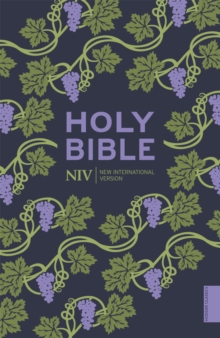 NIV Holy Bible, Paperback