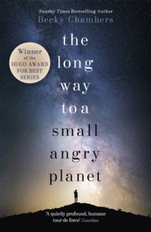 The Long Way to a Small, Angry Planet, Paperback
