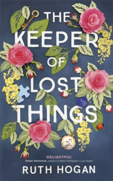 The Keeper of Lost Things, Hardback