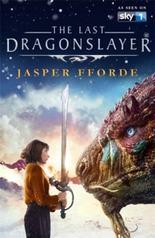 The Last Dragonslayer, Paperback Book