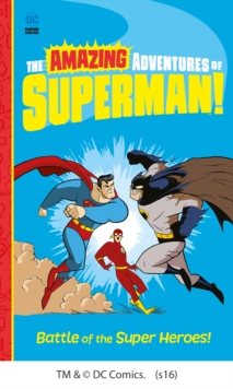 Battle of the Super Heroes!, Paperback