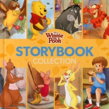 Disney Winnie the Pooh Storybook Collection, Hardback