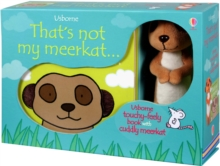 That's Not My Meerkat Book and Toy, Novelty book