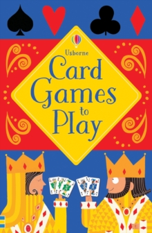 Card Games to Play, Paperback