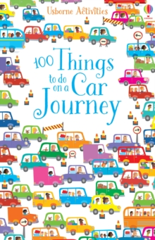 100 Things to Do on a Car Journey, Paperback