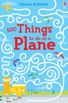100 Things to Do on a Plane, Paperback