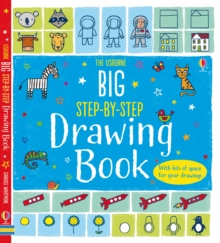 Big Step-by-Step Drawing Book, Paperback