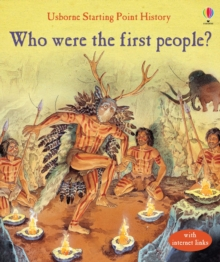 Who Were the First People?, Paperback Book