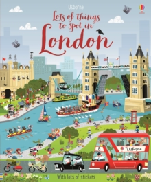 Lots of Things to Spot in London, Paperback
