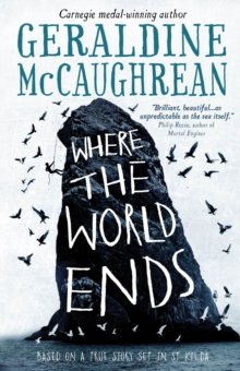 Where the World Ends, Hardback Book
