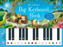 Big Keyboard Book, Spiral bound
