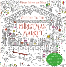 Welcome to the Christmas Market, Board book