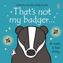 That's Not My Badger, Board book
