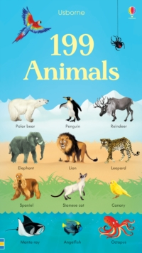 199 Animals, Board book
