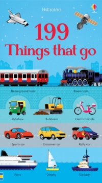 199 Things That Go, Board book