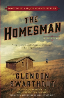 The Homesman, Paperback Book