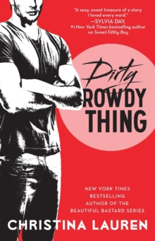 Dirty Rowdy Thing, Paperback Book