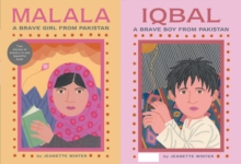Malala a Brave Girl from Pakistan/Iqbal a Brave Boy from Pakistan, Hardback Book