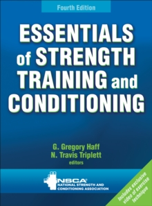 Essentials of Strength Training and Conditioning, Mixed media product