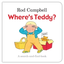 Where's Teddy?, Book Book