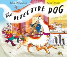 The Detective Dog, Hardback Book