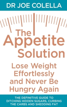 The Appetite Solution, Paperback Book