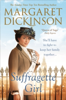Suffragette Girl, Paperback Book