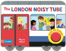 The London Noisy Tube, Board book Book