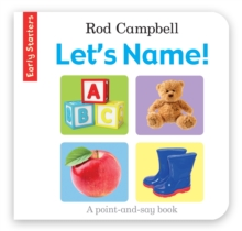 Early Starters: Let's Name!, Book