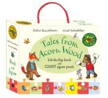 Tales from Acorn Wood Book and Jigsaw Gift Set, Multiple copy pack