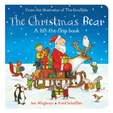The Christmas Bear, Board book