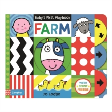 Baby's First Playbook: Farm, Book