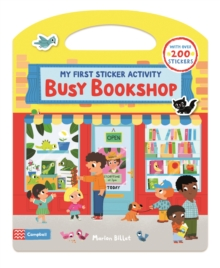 Busy Bookshop: My First Sticker Activity, Paperback