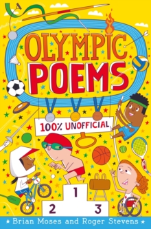 Olympic Poems - 100% Unofficial!, Paperback Book