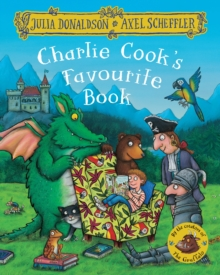 Charlie Cook's Favourite Book, Paperback Book