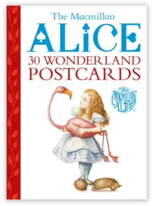 The Macmillan Alice Postcard Book, Cards Book