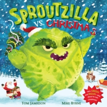 Sproutzilla vs. Christmas, Paperback