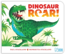Dinosaur Roar!, Board book