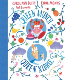 Queen Munch and Queen Nibble, Hardback